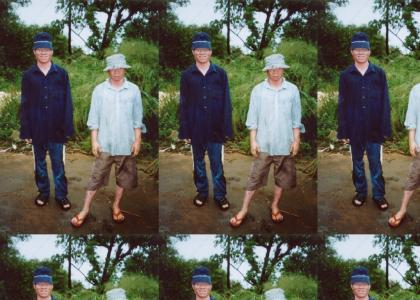 Rare! Albino Africans