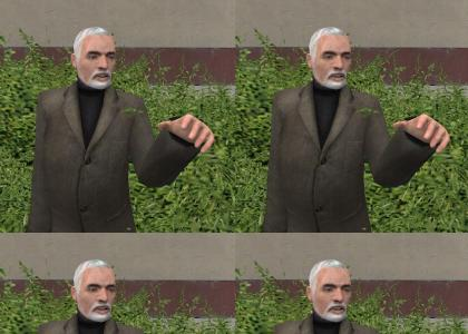 You're the gmod now dog!