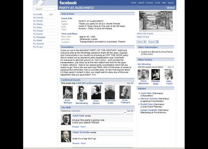 HISTORYTMND: The Facebook Final Solution