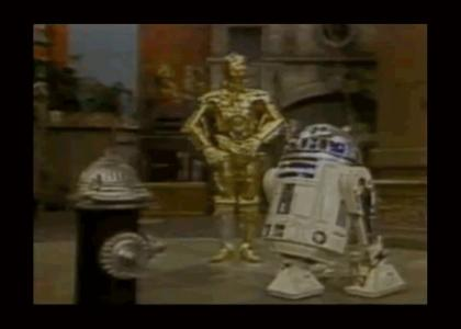 The Love of Artoo's Life