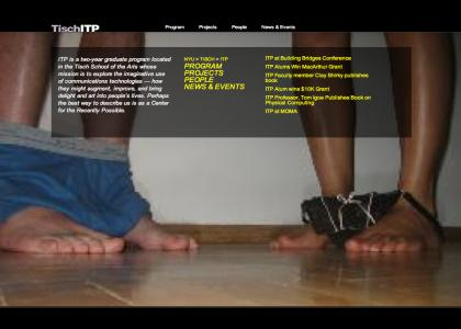 ITP SITE REDESIGN
