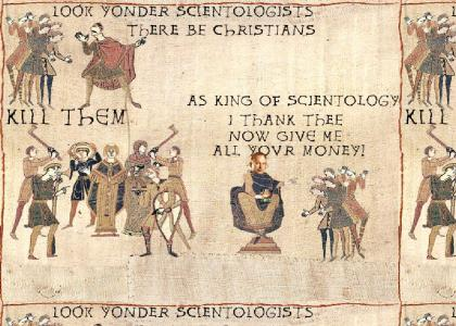 Medieval Scientology