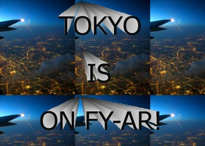 No One Sleep In Tokyo