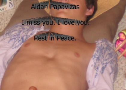 Aidan: A friend, a brother, a lover, also enjoys tennis     ,