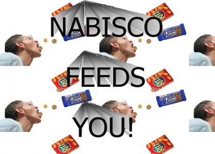 Nabisco Feeds You
