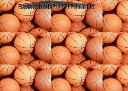 Basketballs!