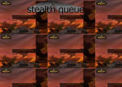 Warcraft Queue Dance