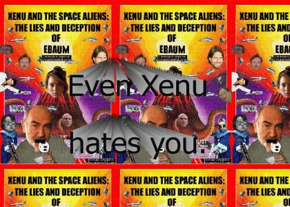 Hot off the press from Xenu...