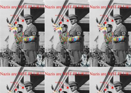 Secret Nazi Ravers (Nazis are NOT PLUR) revised