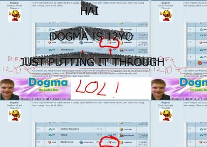 Dogma is FAT