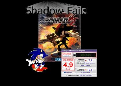 Sonic Smells Something...