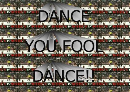 Jeff Hardy's Gay Dance