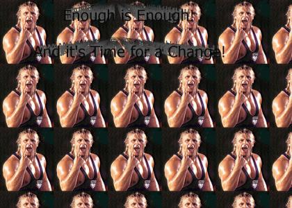 Owen Hart is NOT a Nugget!