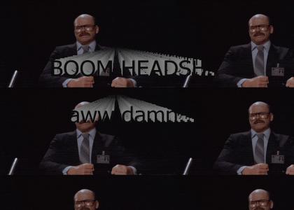The headshot to end all headshots