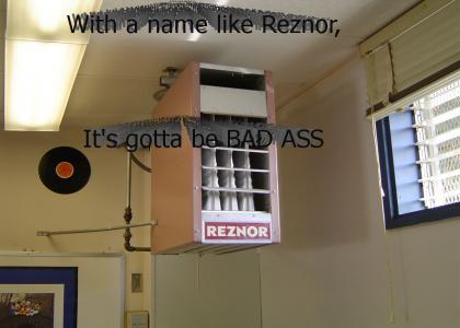Reznor, attack!
