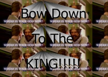 Bow Down To The (Burger) King!
