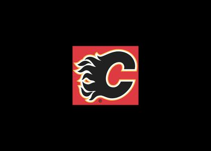 Flames VS Ducks