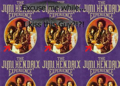 Hendrix?! Nooooooooo!