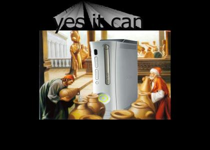 Xbox360=Jesus?!(Refresh)