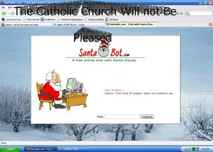 Santa is Gay!