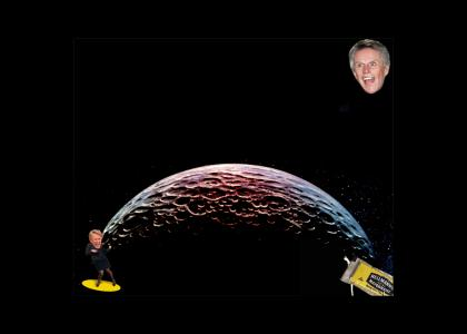 Gary Busey's Space Mayonnaise