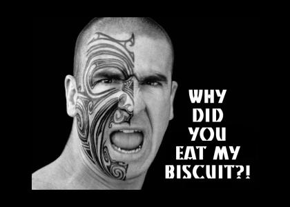 Why Did You Eat My Biscuit?!