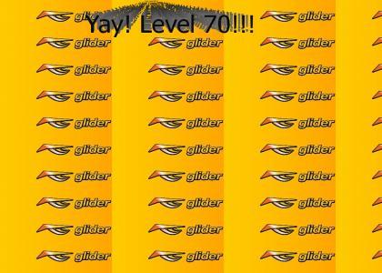 World of Warcraft Gilder Level 70! WOW