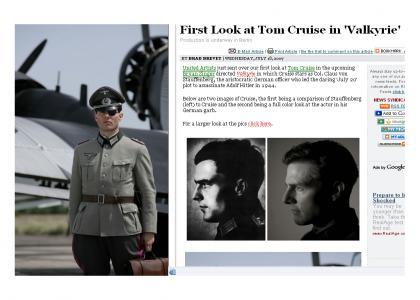 OMG, Not-so secret Nazi Tom Cruise