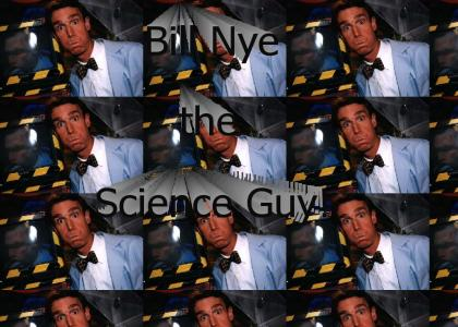 Bill Nye The Science Guy!