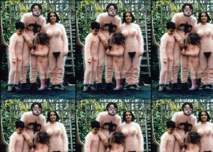 Brian Peppers TRUE family reunion