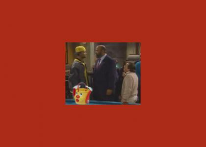 Uncle Phil gets hustled at Mr Bucket(new sound)