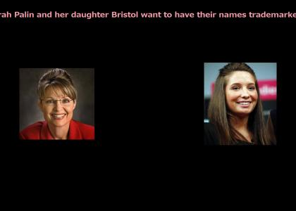 Sarah Palin™ and her daughter B®istol
