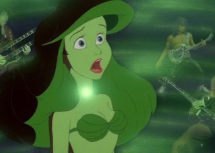 Ariel is Metal