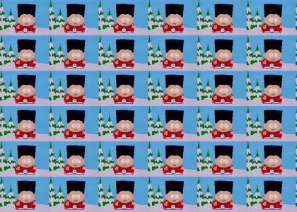 N*gga Cartman