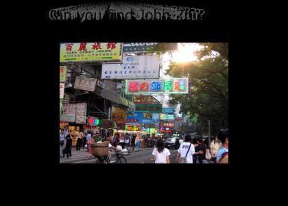 Where's John Zhu?