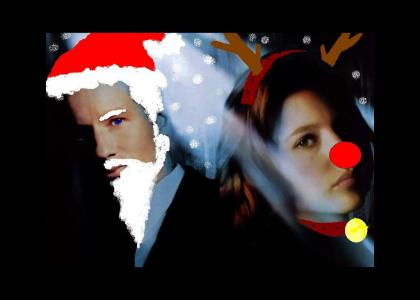 X-files Christmas