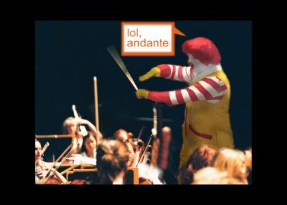 lol, MIDI orchestra