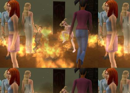 Epic Sims 2 Parenting