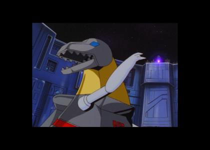 Grimlock is Metal