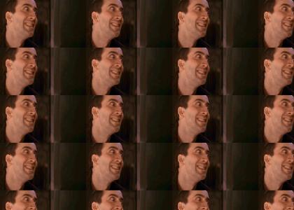 Nicolas Cage loves Castlevania