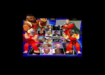 Street Fighter: YTMND Edition