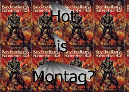 Hot is Montag!
