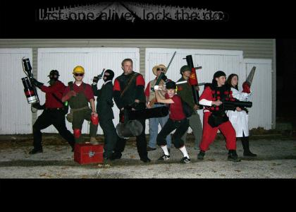 A Team Fortress Halloween
