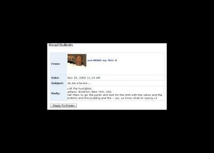 Cosby MySpace Suicide