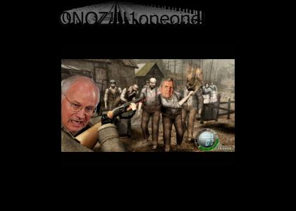 Resident Evil 4 Made Him Do It!