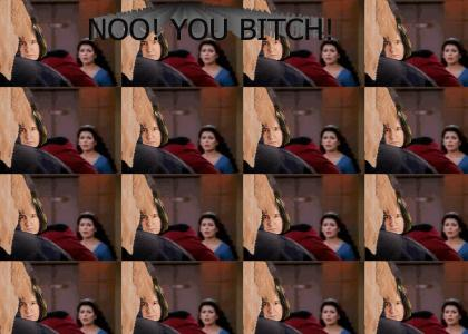 When Snape attacks!