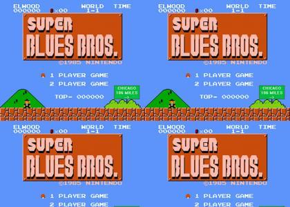 Super Blues Bros.