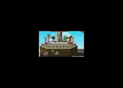 Samus owns N64 Kid