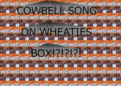 Wheaties!