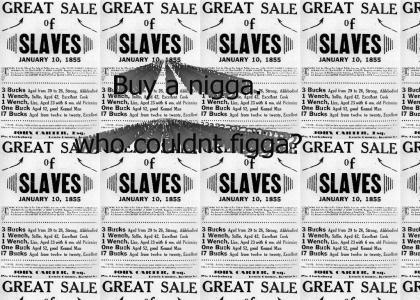 Buy a nigga